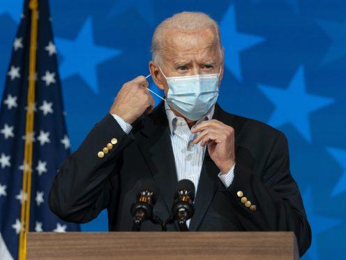 Joe Biden (AP Photo/Carolyn Kaster)