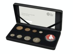The new coin will commemorate 100 years since the ceremonial burial of the Unknown Warrior (The Royal Mint/PA)