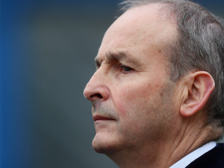Taoiseach Micheal Martin said a lack of a deal would be 'damaging' (Brian Lawless/PA)