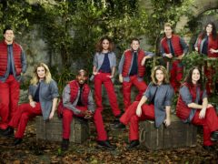 This year's I'm A Celebrity contestants (ITV)