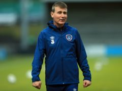 Republic of Ireland manager Stephen Kenny will have to do without strikers Callum Robinson and Aaron Connolly against England (Adam Davy/PA)