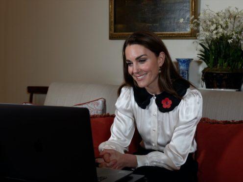 The Duchess of Cambridge (Kensington Palace/PA)
