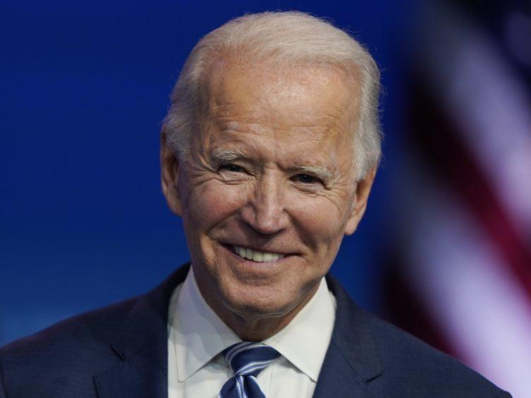 Boris Johnson has spoken to US president-elect Joe Biden (Carolyn Kaster/AP)