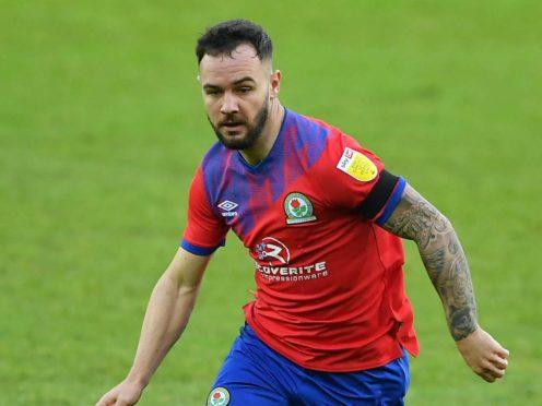 Adam Armstrong scored Blackburn's first goal (Simon Galloway/PA)