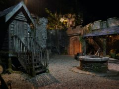 I'm A Celebrity…Get Me Out Of Here! will this year take place at Gwrych Castl in, Abergele, North Wales (ITV/PA)