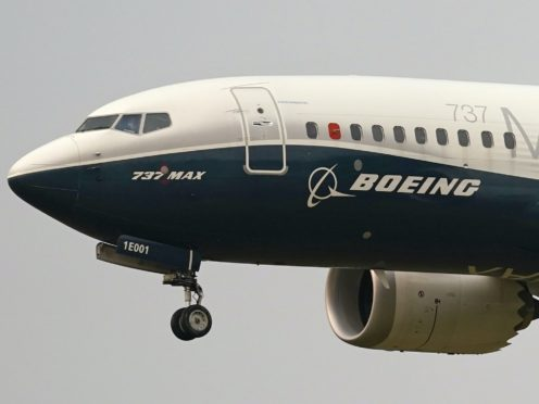 The Boeing 737 Max has been grounded since March 2019 (AP Photo/Elaine Thompson, File)
