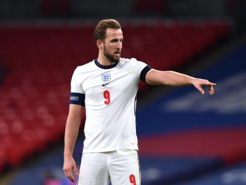 The night belonged to England's young stars but Harry Kane remains a guiding light (Neil Hall/PA)