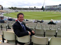 Sports minister Nigel Huddleston defended the allocation of emergency sports funding (David Davies/PA)