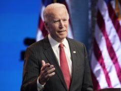 President-elect Joe Biden has been affirmed as the winner of Georgia (Andrew Harnik/AP)