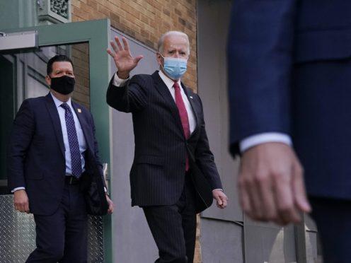 US President-elect Joe Biden (AP/Andrew Harnik)