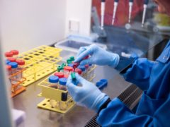 The Government has formally asked the UK's medicines regulator to assess the suitability of the Oxford University and AstraZeneca coronavirus vaccine (John Cairns/University of Oxford/PA)