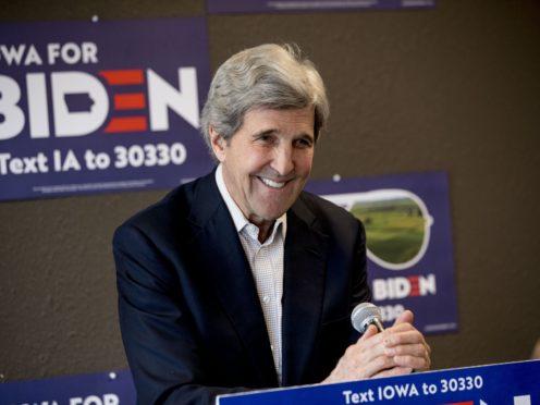 John Kerry (Andrew Harnik/AP)