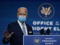 President-elect Joe Biden (Carolyn Kaster/AP)