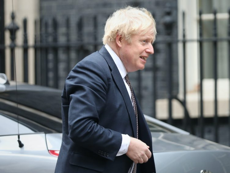 Boris Johnson has appointed a new chief of staff (Yui Mok/PA)
