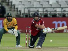 Jonny Bairstow powered England to victory (Halden Krog/AP)