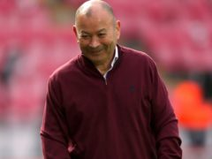 Eddie Jones is on the verge of guiding England to their second piece of silverware of the autumn (David Davies/PA)