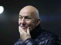 Sheffield Wednesday manager Tony Pulis (Nick Potts/PA)
