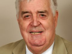 Lord Kilclooney has denied his tweet about Kamala Harris was racist (Ian Nicholson/PA)