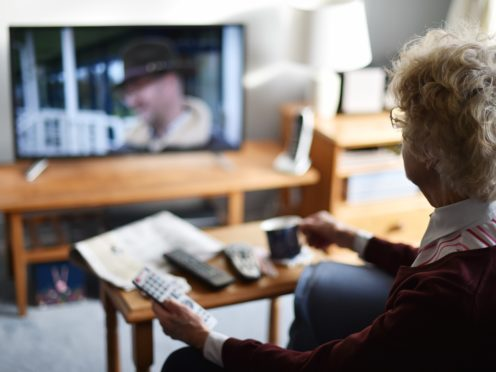 The number of elderly Scots spending Christmas alone is expected to increase 'exponentially' because of coronavirus (Nick Ansell/PA Wire)