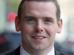 Scottish Conservative leader Douglas Ross called for an exemption to be introduced so oil and gas workers do not have to be flown back onshore if they need to self-isolate (Andrew Milligan/PA)