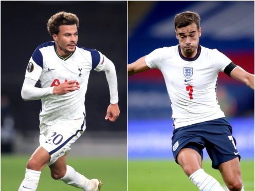 Dele Alli and Harry Winks could be targets for Everton, according to today's football gossip (Adam Davy/Nick Potts/PA)