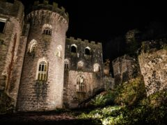 The ITV show has found a new home in Gwrych Castle, Abergele (ITV)