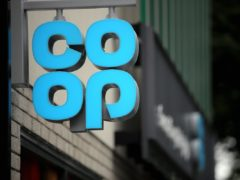 A Co-op study shows an increase in attacks on its staff during the virus crisis (Co-op/PA)