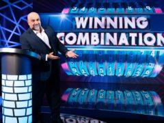 Omid Djalili hosts Winning Combination (ITV/PA)