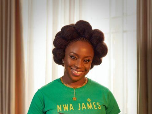 Chimamanda Ngozi Adichie has won a new award (Manny Jefferson/PA)
