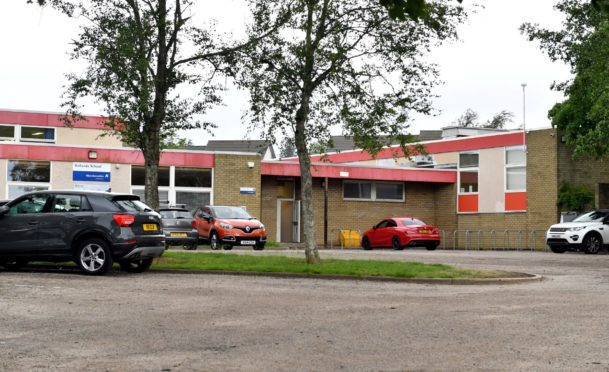 Aberdeenshire school forced to close as heavy rain floods kitchen
