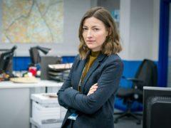 Kelly Macdonald will play DCI Joanne Davidson (World Productions/Steffan Hill)