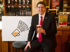 The Scottish Government will support Neil Bibby's legislation on reforming ties pubs in a vote at Holyrood (Andy Buchanan/PA)