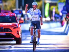 Alex Dowsett has signed a new two-year deal with Israel Start-Up Nation (Bettini/Israel Start-Up Nation handout?