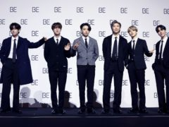 K-pop sensations BTS said they hope their highly awaited new album will provide joy to fans struggling amid the pandemic (Big Hit Entertainment/PA)