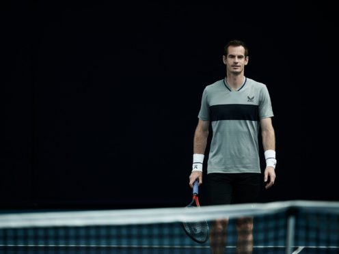Andy Murray would support compulsory vaccinations in tennis (Ross Woodhall/handout)
