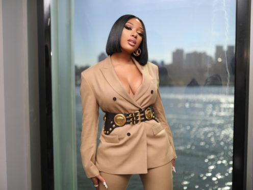 Rapper Tory Lanez has denied shooting Megan Thee Stallion during a row following a party in the Hollywood Hills (Emilio Coochie/PA)