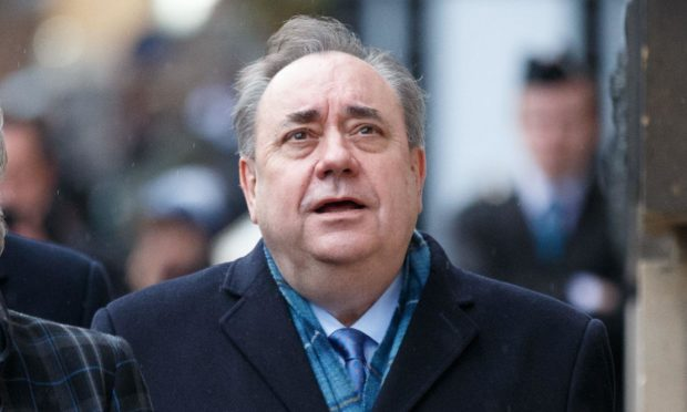 'It's all over for Salmond': Exclusive polling puts Alba Party on 3%