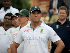 Former South Africa all-rounder Jacques Kallis will work with England's batsmen in Sri Lanka (Nigel French/PA)