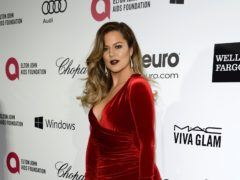 The Kardashians have cancelled their annual Christmas party as a result of the pandemic, Khloe has said (PA)