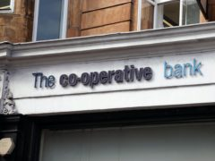 Co-op Bank and Sainsbury's Bank have both attracted interest in the last few months (Yui Mok/PA)