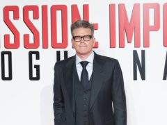 Christopher McQuarrie shares thank you message (David Jensen/PA)