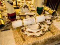 Christmas cracker (Ben Birchall/PA)