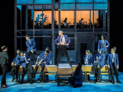 Everybody's Talking About Jamie will be staged at London's Apollo Theatre from Saturday (Johan Persson/PA)