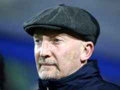 Ian Holloway could strengthen his attacking options (Tim Goode/PA)