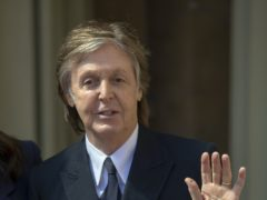 Sir Paul McCartney (Steve Parsons/PA)