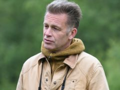 Chris Packham is fronting a BBC Two nature documentary, filmed at a waterhole in Tanzania (Joe Giddens/PA)