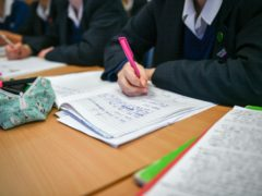 There has been growing concern about the impact of reopening schools after Christmas on coronavirus case rates (Ben Birchall/PA)