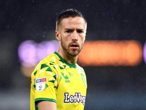 Norwich hope to have Marco Stiepermann fit again soon (Joe Giddens/PA)