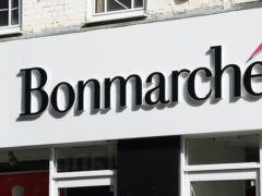 Value women's clothing chain Bonmarche has collapsed into administration for the second time in just over a year, putting more than 1,500 jobs at risk (PA)
