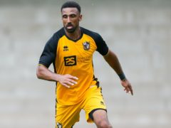 Port Vale defender Leon Legge could be dropped for the meeting with Barrow (Barrington Coombs/PA)